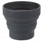 Suspaudžiamas puodelis Lifeventure Silicone Ellipse FlexiMug