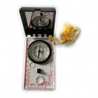 Orientacinis kompasas su veidrodėliu