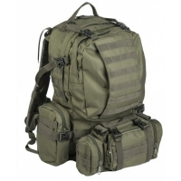 Kuprinė Mil-tec Defence Pack Assembly