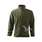 Flisinis džemperis ADLER RIMECK Gent, žalias