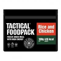 Turistinis maistas Tactical Foodpack vištiena su makaronais 125g