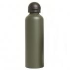 Gertuvė iš aliuminio, 750 ml., ŽALIA