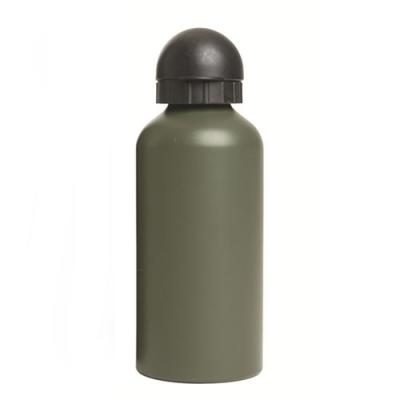 Gertuvė iš aliuminio, 500 ml., ŽALIA