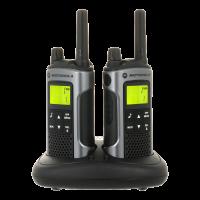 Nešiojama radijo stotelė Motorola TLKR T80