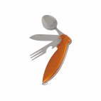 Sulankstomas valgymo įrankis ACE CAMP Cutlery kit