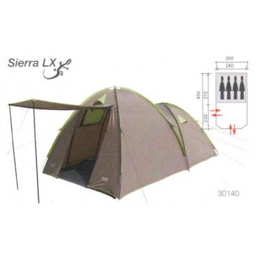 Palapinė Freetime Sierra LX