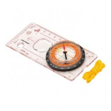 Orientacinis kompasas su liniuote
