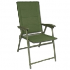 """Turistinė sulankstoma kėdė """"ARMY"""", ŽALIA"""