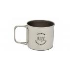 Puodelis ALB Titanium mug 0,4