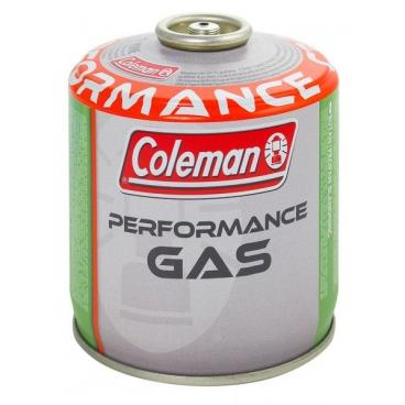 Dujų balionėlis su vožtuvu Coleman 500 Performance