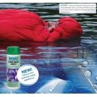 Hidrofobinių ir įprastinių pūkinių drabužių ir miegmaišių skalbiklis NIKWAX Down Wash Direct®