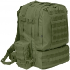 Kuprinė BRANDIT US Cooper 3-Day-Backpack