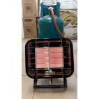 Keramikinis dujinis šildytuvas su uždegimu