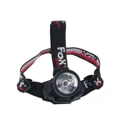 Žibintuvėlis nešiojimui ant galvos 3LED