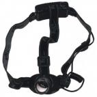 Žibintuvėlis nešiojimui ant galvos 3 W LED, fokusuojamas