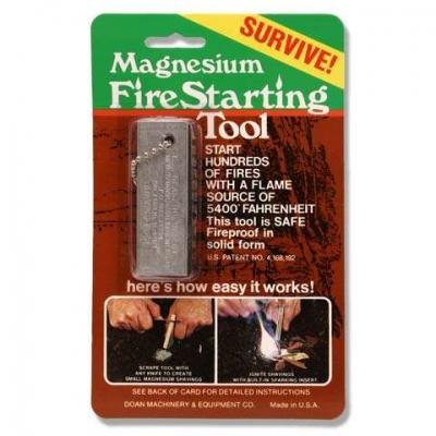 Ugnies skeltuvas ''Magnesium''