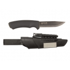 Peilis MORA BushCraft Survival Black