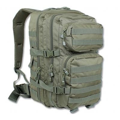 Kuprinė Mil-tec Assault II 50L , žalia