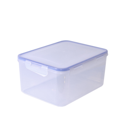 Dėžutė maistui 4 l, užspaudžiamu dangčiu