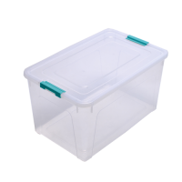 Dėžė Smart Box užspaudžiamais kraštais 0,8 l