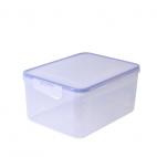 Dėžutė maistui 2,5 l, užspaudžiamu dangčiu