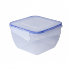 Dėžutė maistui 1,5 l, užspaudžiamu dangčiu