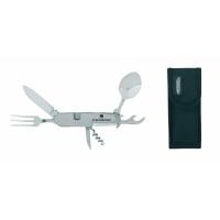 Įrankiai Ferrino Knife with Cutlery Set