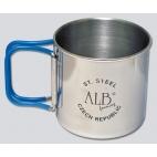 Puodelis ALB Steel Mug 0,4 L