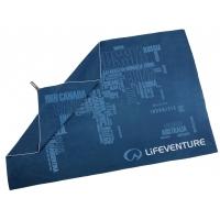 Kelioninis rankšluostis Lifeventure Soft Fibre Giant OS Scafell Pike