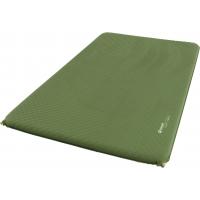 Prisipučiantis kilimėlis OUTWELL Dreamcatcher Double, 75 mm, Green