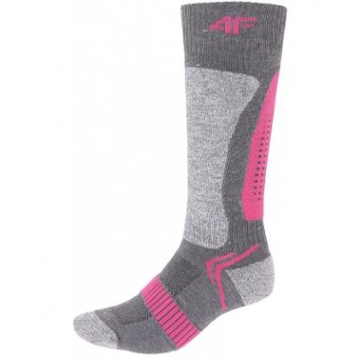 Moteriškos slidinėjimo kojinės SODN100X