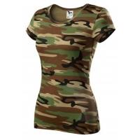 Moteriški trikotažiniai marškinėliai ADLER-A22