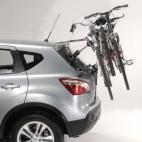 Nuomojamas automobilinis dviračių laikiklis