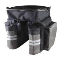 Nuomojamas dviračio krepšys ant bagažinės