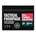 Turistinis maistas Tactical Foodpack ryžių pudingas su uogomis 90g