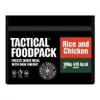 Turistinis maistas Tactical Foodpack vištiena su ryžiais 100g