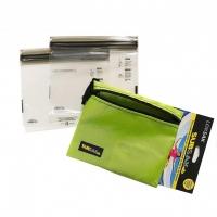 SUBSAK juosmens krepšelis su ALOKSAK neperšlampamu maišeliu (žalias)
