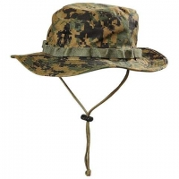 JAV armijos vasarinė kepurė PANAMA, žalia
