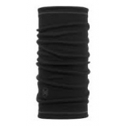 Kaklaskarė Buff Midweight Merino Wool Solid Black