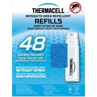 Uodus atbaidantis įrenginio Thermacell užpildymo paketas 48h