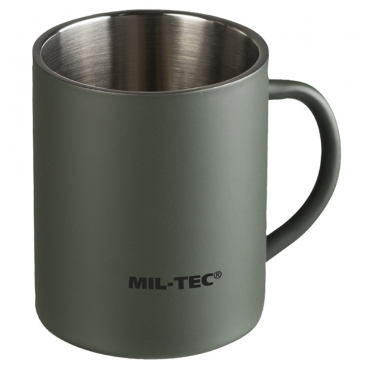 Izoterminis puodelis 450 ml., OLIV
