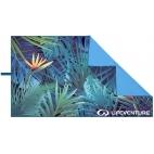 Kelioninis rankšluostis Lifeventure Soft Fibre Tropical