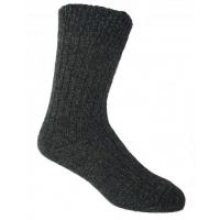 Kojinės Melange iš vilnos ir akrilano
