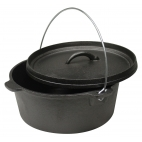 Puodas (Dutch oven) 9L