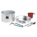 Turistinių puodų ir indų rinkinys Laken Aluminium Cooking Set 1 p., 1,25 l