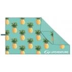 Kelioninis rankšluostis Lifeventure Soft Fibre Pineapple