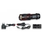 Įkraunamas LED mini žibintuvėlis ALBAINOX