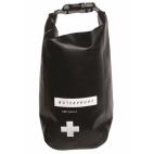 Neperšlampamas krepšelis pirmos pagalbos reikmenims