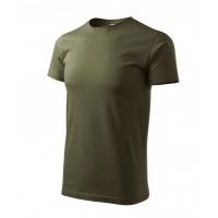 Marškinėliai ADLER Basic 129 military
