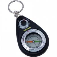 Raktų pakabukas Munkees su kompasu ir termometru